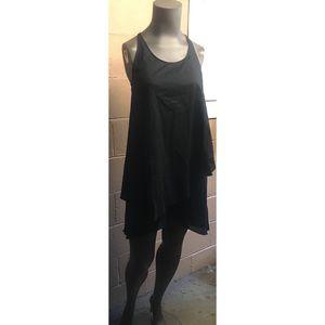 Michael Kors Flowy Black Dress